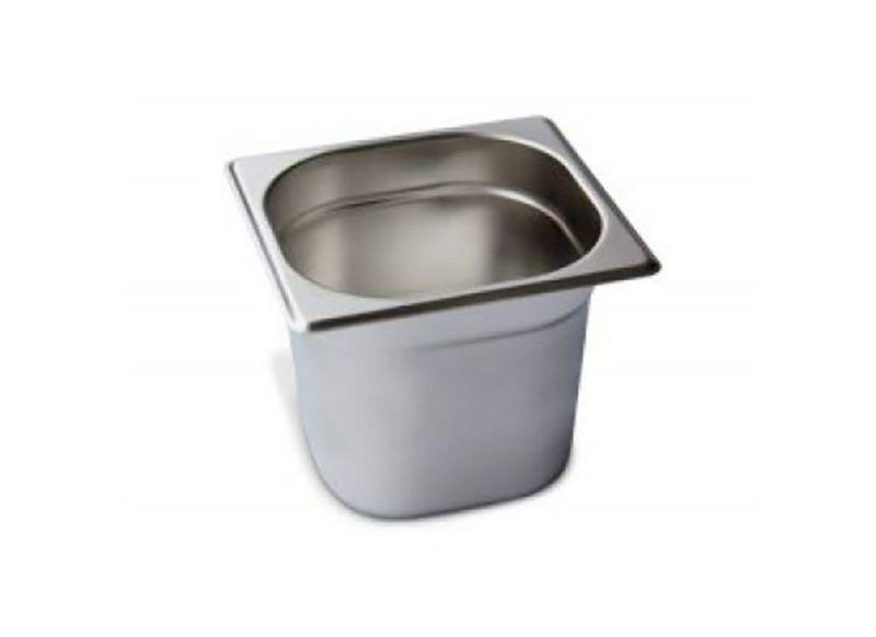 Tava gastronorm   GN 1/6-200 mm inox