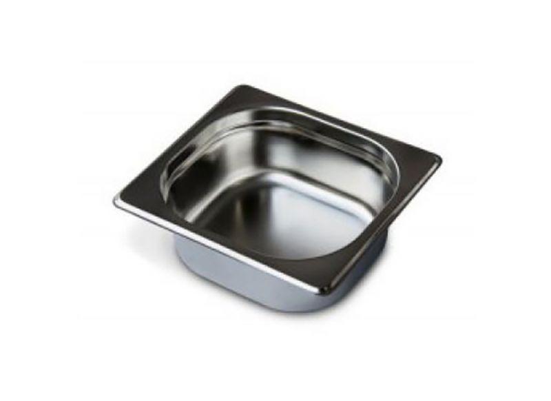 Tava gastronorm | GN 1/6-65 mm inox