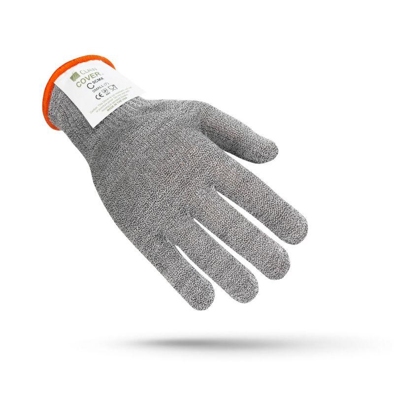 Manusa de protectie din material textil pentru macelarie