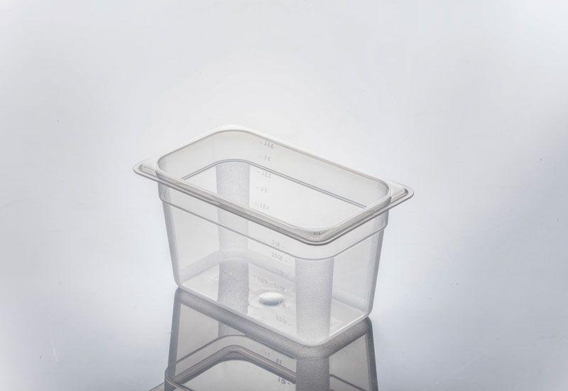 Tava gastronorm   GN 1/4-150 mm policarbonat