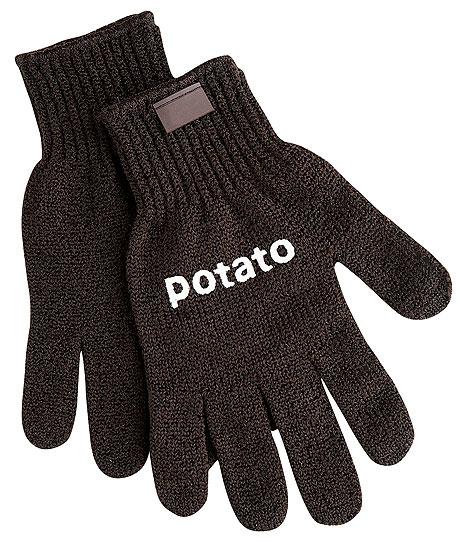Manusi pentru curatat cartofi