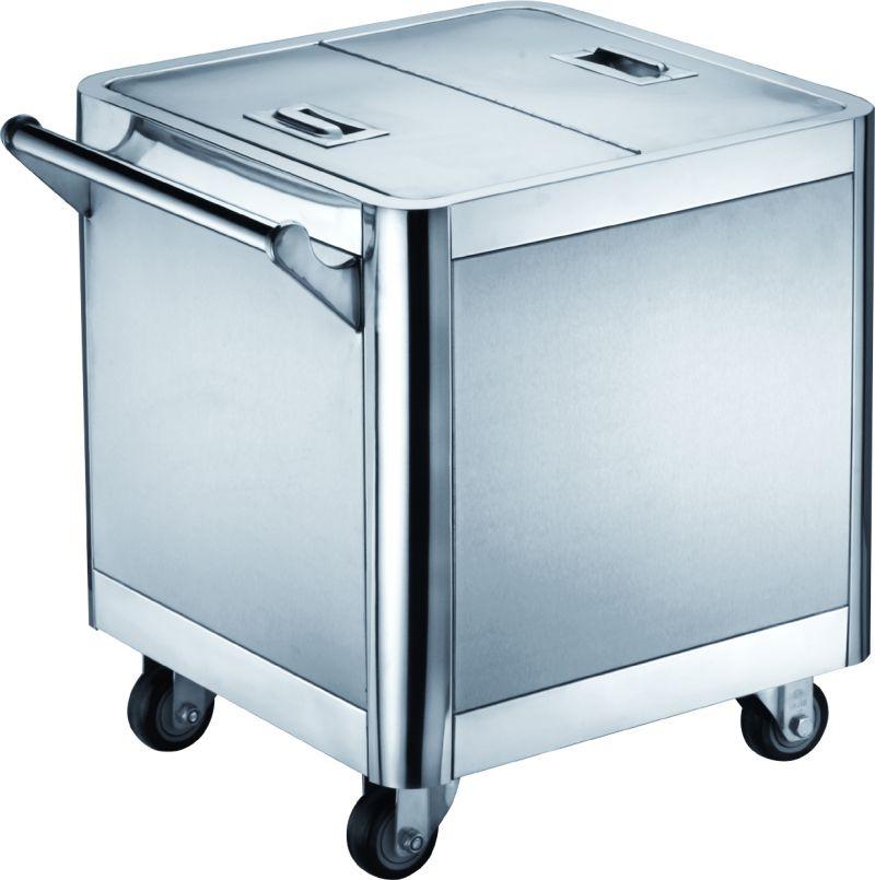Container inox pentru ingrediente 100 kg