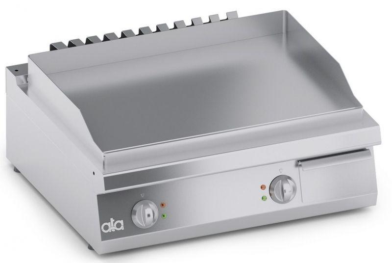 Grill | Gratar dublu electric de banc cu suprafata neteda seria 700-ATA