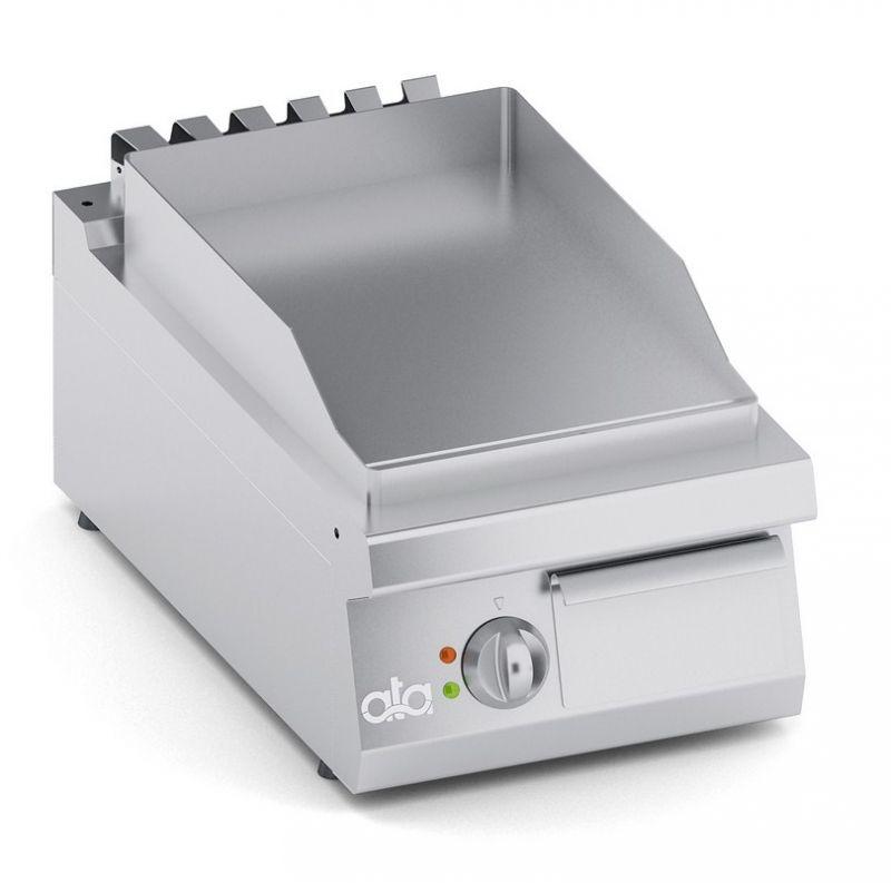 Grill   Gratar simplu electric de banc cu suprafata neteda seria 700-ATA