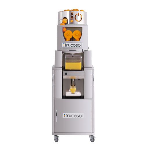 Storcator de citrice automat  cu racire